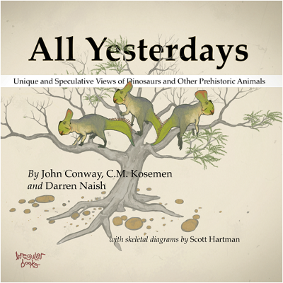 All Yesterdays Cover