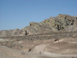 syncline! look it up!